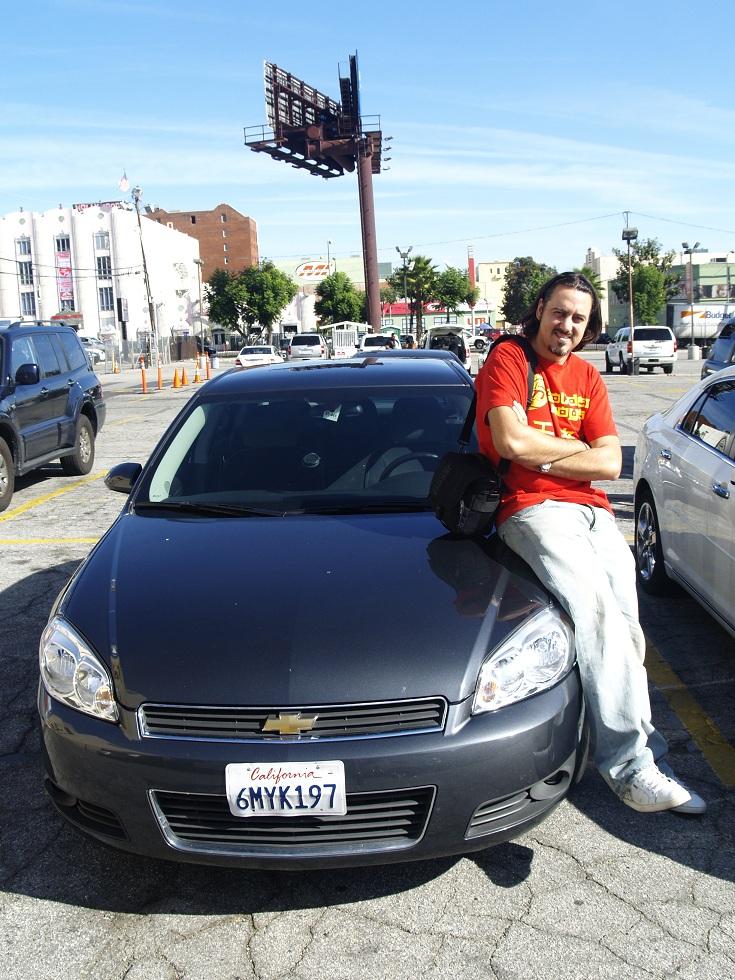 Chevrolet Impala delante