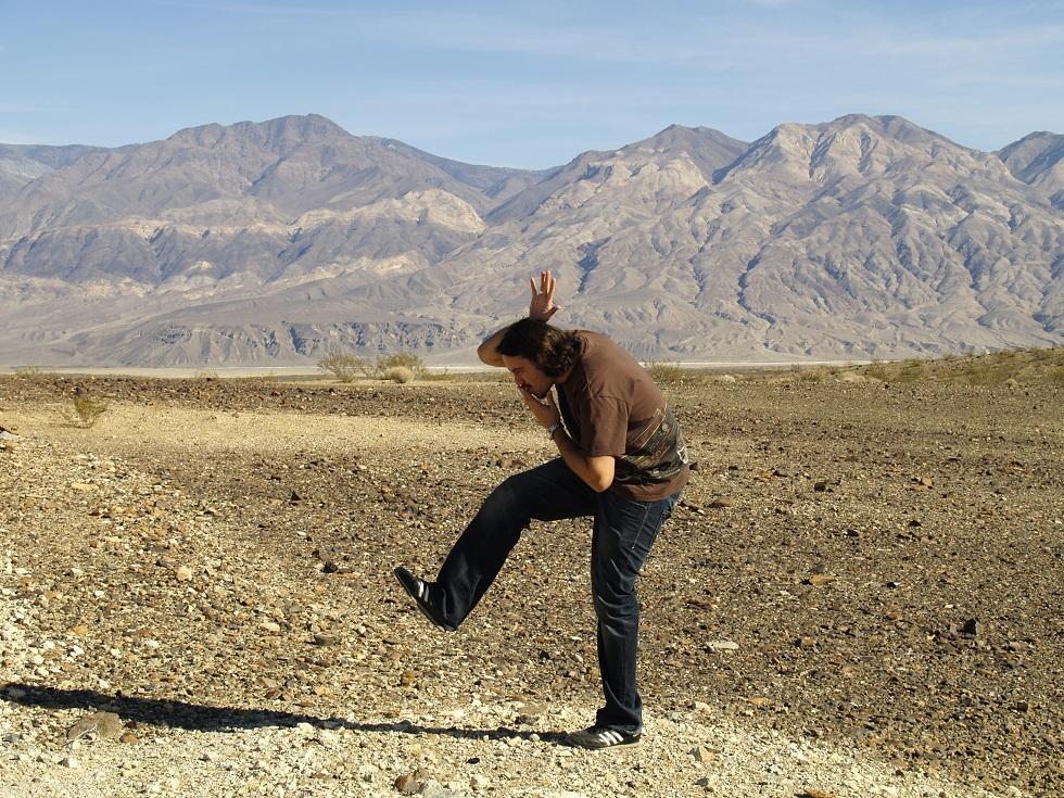Un indio Mojave